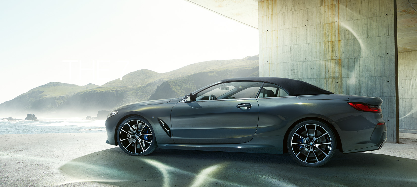 BMW 8 Series Convertible, technical data
